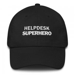 Helpdesk Superhero